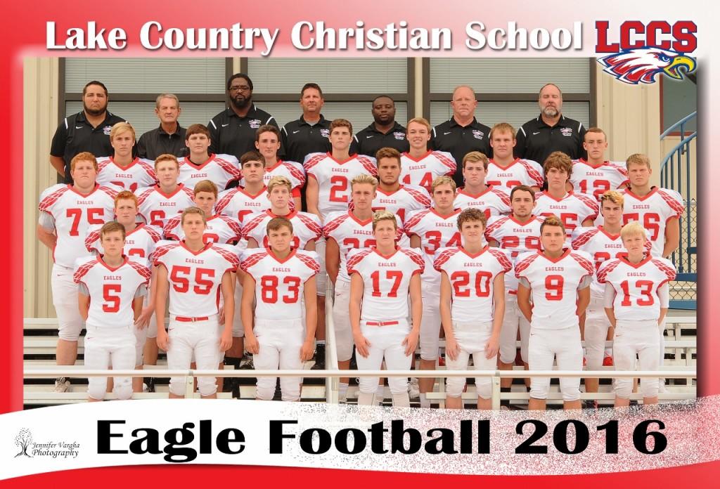 2016 LCCS Eagle Football
