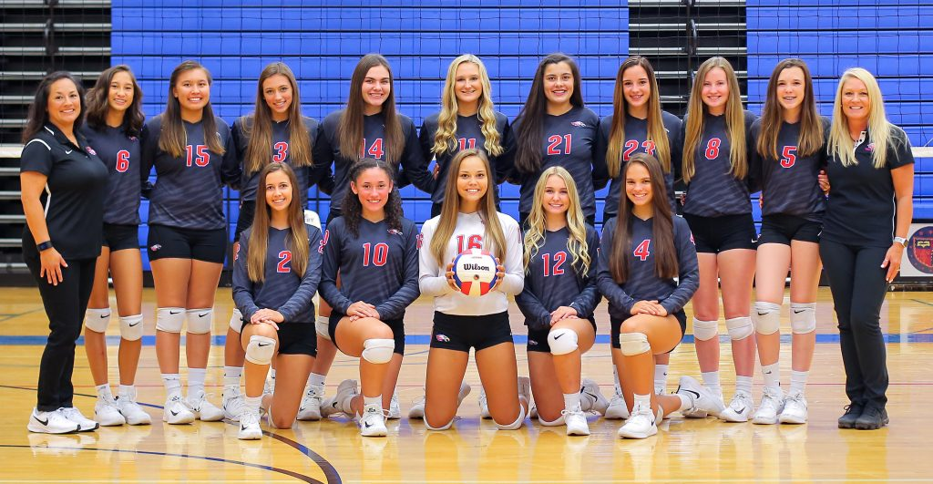LCCS Lady Eagle Volleyball 2018